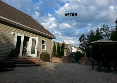 Backyard Makeover after #5